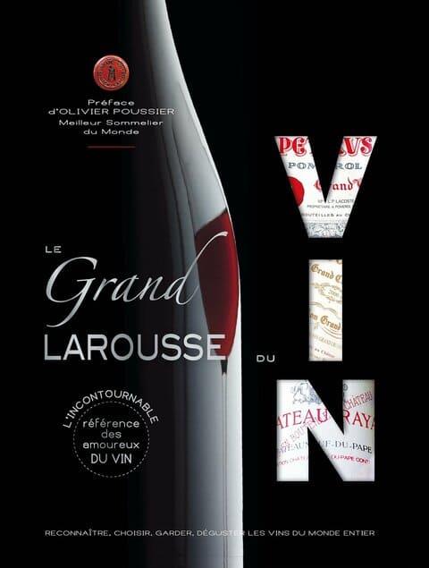 Larousse du vin