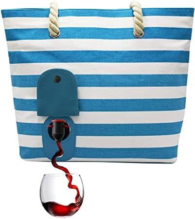 Sac de transport et distributeur de vin Portofino