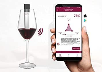 Scanner vin connecté Myoeno